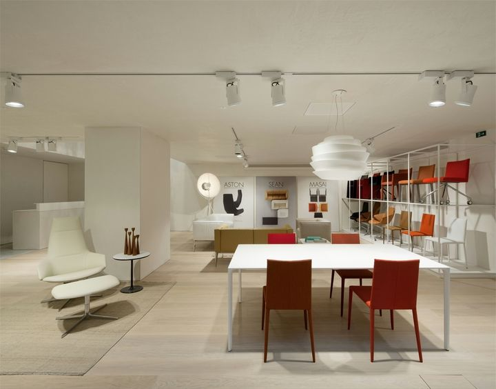 Nuovo Showroom Arper a Londra/Arper showroom London ® Andy Stagg