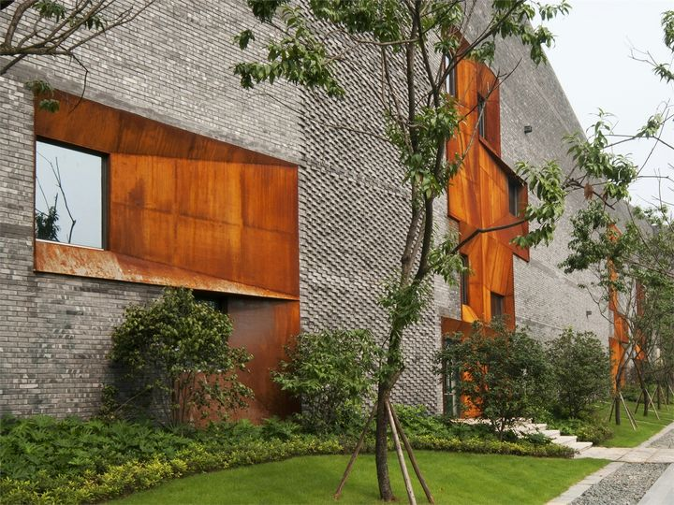A Chengdu la Sky Courts di Höweler + Yoon Architecture