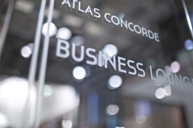 Atlas Concorde Business Lounge