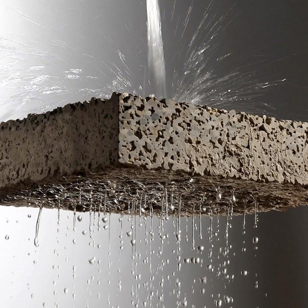 Betonrossi presenta Drainbeton, l'innovativo calcestruzzo drenante