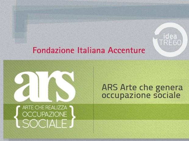 ARS. Arte che realizza occupazione sociale