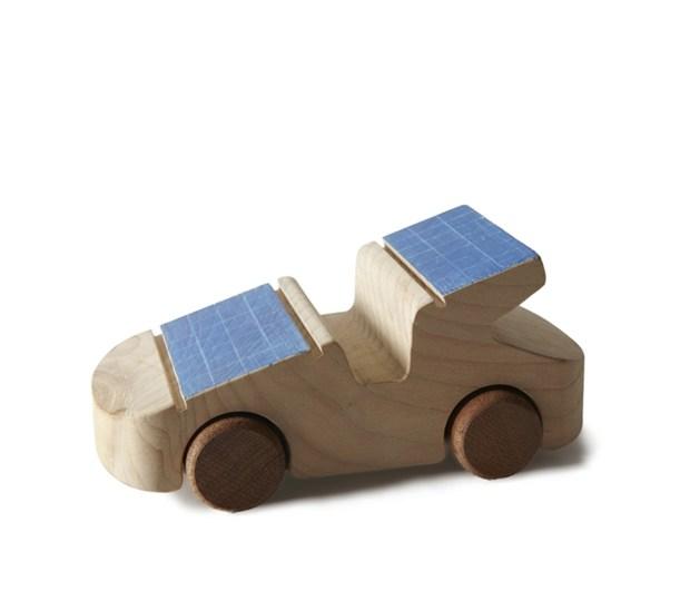Solar Car by Alberto Meda