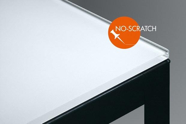 Ecosat No-Scratch, Vitrealspecchi