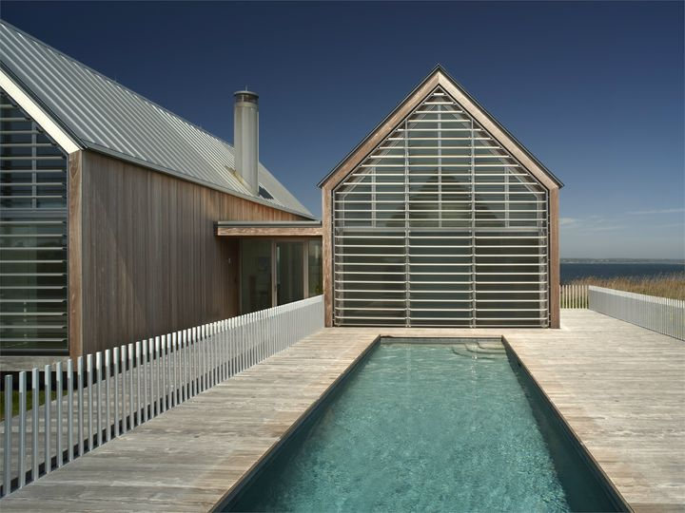 A Rhode Island la casa sull'Oceano firmata Roger Ferris + Partners