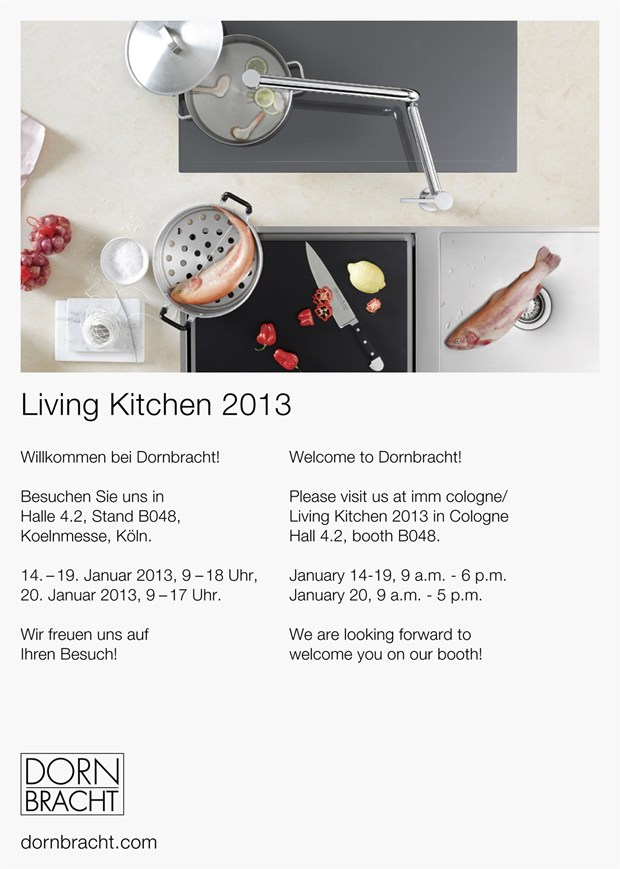 Dornbracht a Living Kitchen