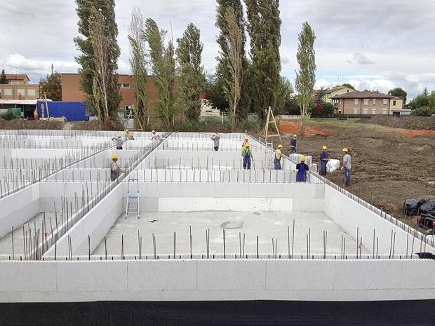 ICF Italia per la ricostruzione delle scuole in Emilia Romagna