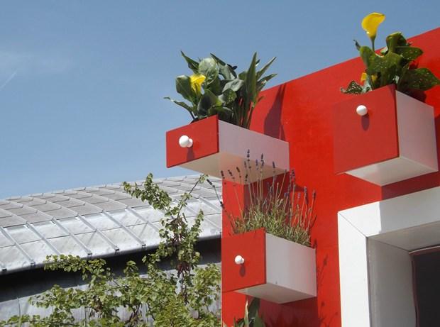 Balconi per Roma 2013: idee creative per piccoli spazi
