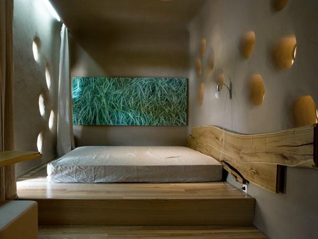 Ucraina: l'Ecohotel progettato dallo studio Ryntovt Design