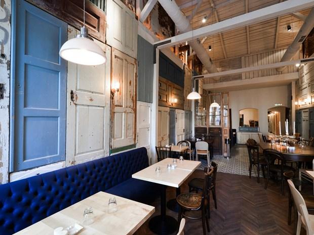 BON: il nuovo ristorante a Bucarest di Cristian Corvin