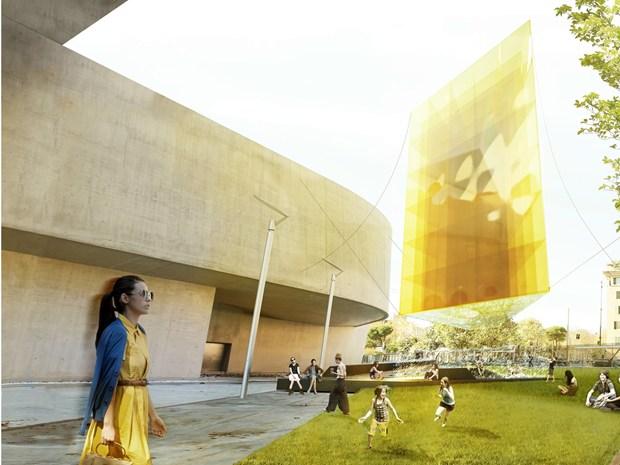 YAP MAXXI 2013: vince bam! bottega di architettura sostenibile