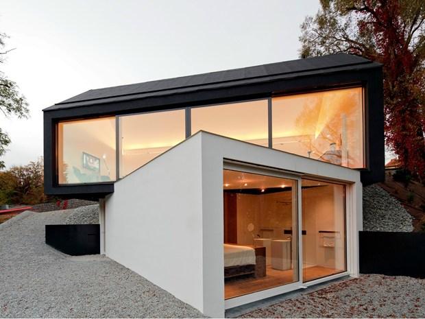 A Wenzenbach la casa-archetipo di Fabi Architekten