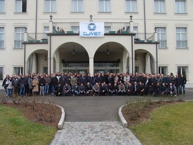 """After Sales Meeting Clivet 2013: passione e competenza per """"Una squadra con le idee chiare"""""""
