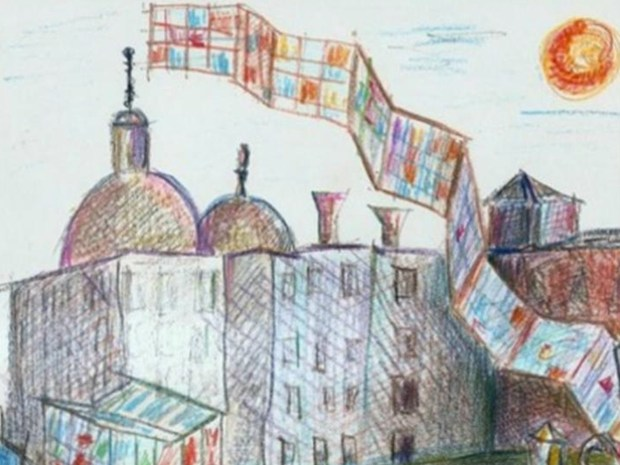 Al via il concorso di disegno Dreams of young architects