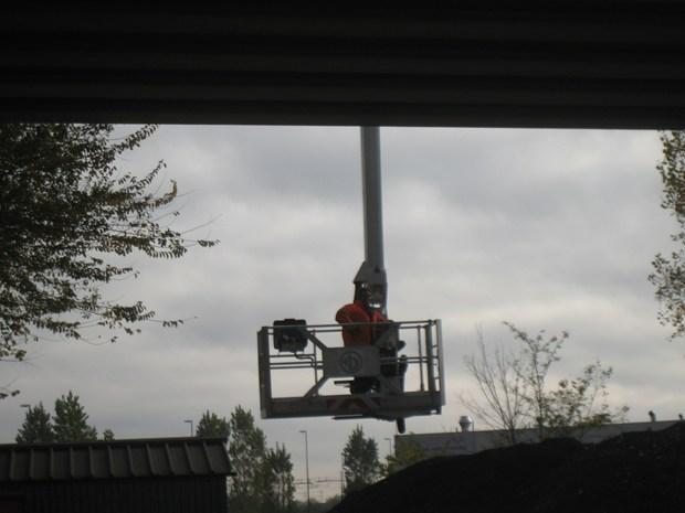 B-Lift High Range di CTE per le operazioni sottoponte
