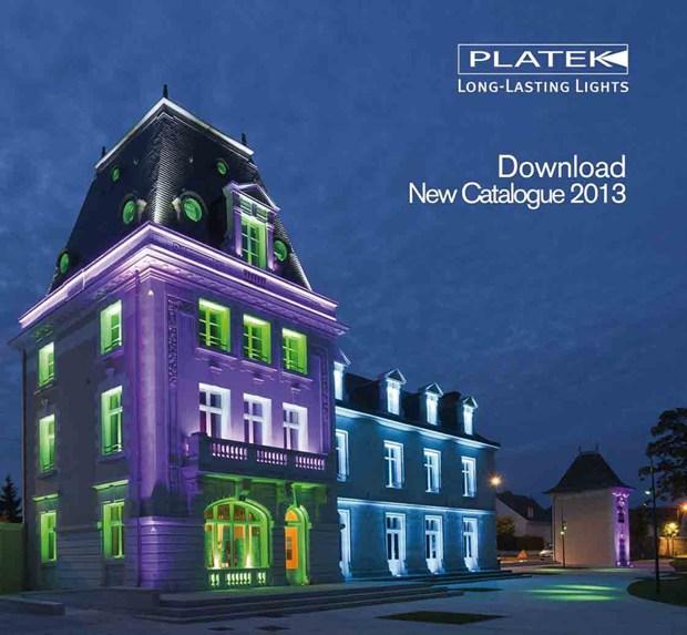 'Architectual Lighting 2013' di Platek