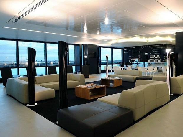 """Alitalia inaugura la nuova area lounge """"Dolce Vita"""" a Fiumicino"""