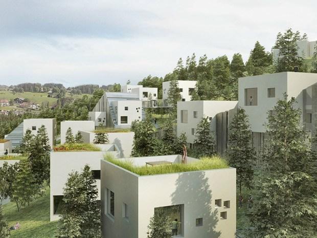 Al via la dodicesima edizione di Europan: la città adattabile