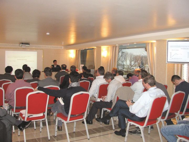 Al meeting Rehau, strategie e novità per un 2013 di successo
