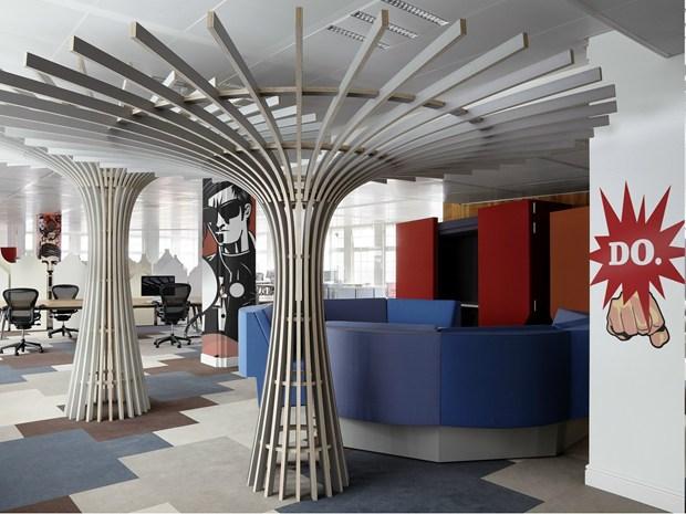 Amsterdam: la nuova 'casa' dell'agenzia JWT