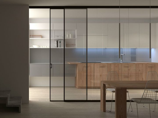 NOBLESSE,Cucina in legno massello | Aster cucine