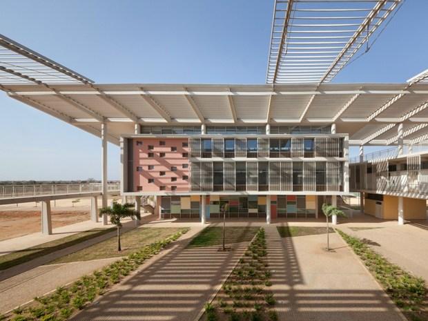 Angola: Perkins + Will conclude l'Universidade Agostinho Neto
