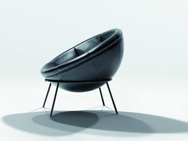 Arper interpreta il design di Lina Bo Bardi