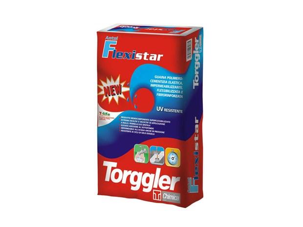 Antol Flexistar, ulteriori novità per la guaina polimero-cementizia di Torggler Chimica