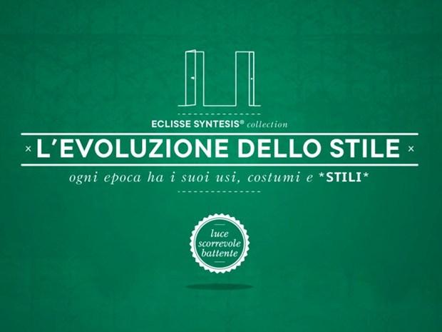 'L'evoluzione dello stile' secondo Eclisse