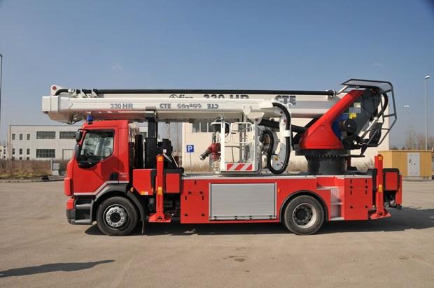 Nuovo sito web per B-Fire, le piattaforme antincendio di CTE