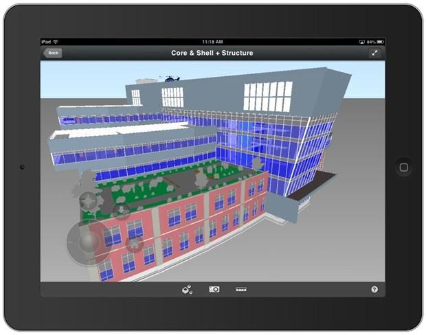 Autodesk BIM 360 Glue permette di ottimizzare i processi di progettazione e costruzione