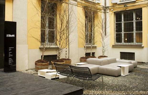 Living Divani_showroom di Boffi Solferino