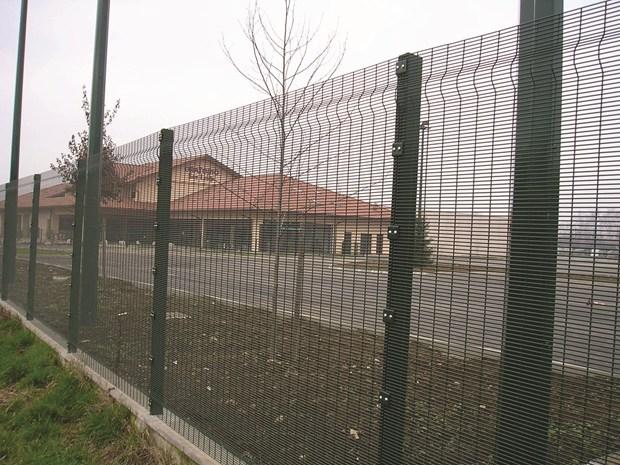 Alta sicurezza e design per Securifor® di Betafence, il sistema di recinzione anti-taglio ed anti-scavalcamento