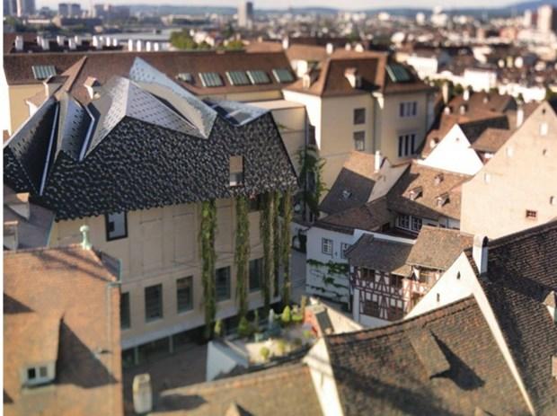 Archmedium lancia il concorso Basel Pavilion of culture
