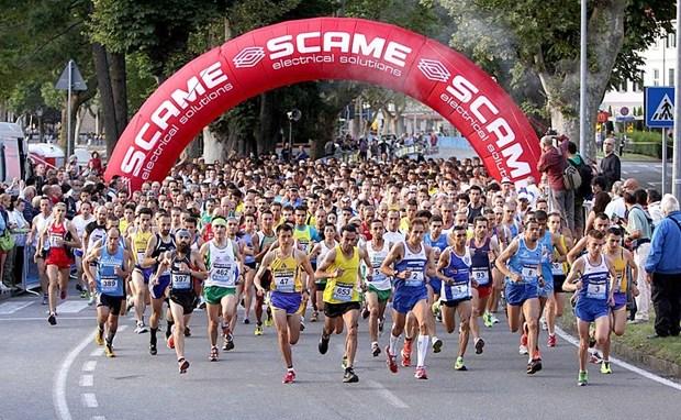"""Scame sponsor della """"Dieci chilometri del Manzoni"""""""