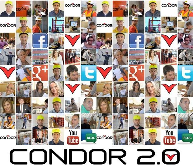 Condor, we are social