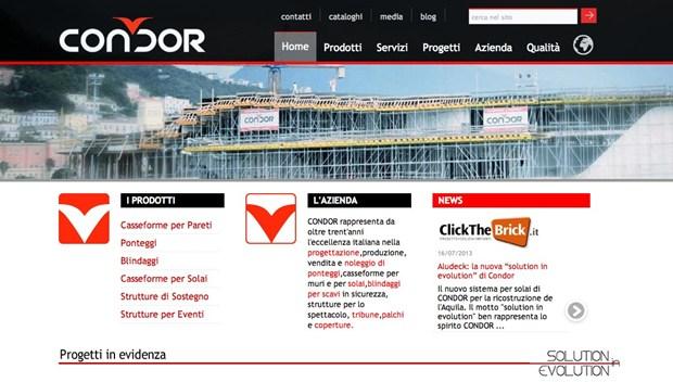 Condor Website