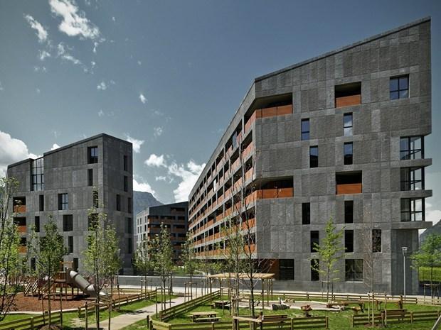 Bolzano: il Social Housing Casanova di CDM Architetti
