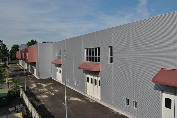 Alubel per la realizzazione di un nuovo Polo Industriale a Legnano