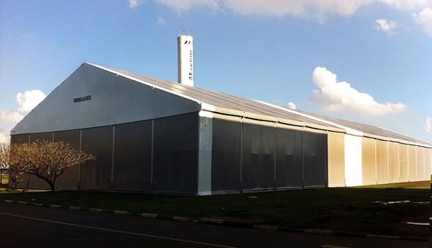 Bombardier Transportation Brasil, leader nel settore dei trasporti, si affida al Know How dei capannoni Kopron