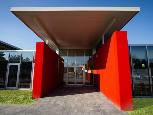 A Mirabello la scuola post-sisma di Mario Cucinella