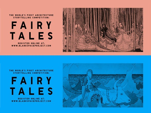 Blank Space lancia Fairy Tales architecture competition