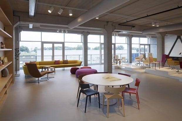 Arper inaugura il nuovo showroom di Amsterdam