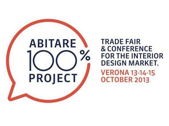 Abitare 100% Project: a Verona dal 13 al 15 ottobre