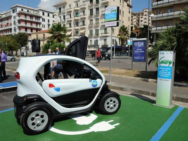 Scame Parre per la mobilità elettrica di Salerno