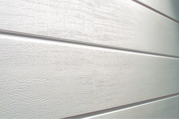 Woodgrain Hörmann: il pregiato rivestimento effetto legno per portoni sezionali LPU40