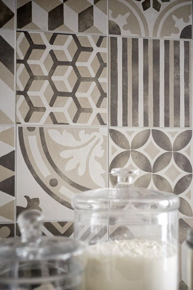 Block, collezione effetto resina di Marazzi