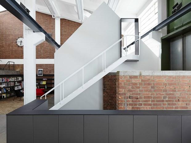 Amburgo: gli uffici Halle A curati da designliga