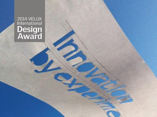 Velux lancia il nuovo International Design Award 2014