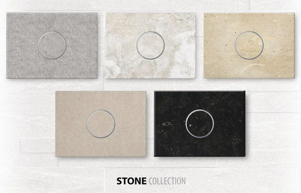Vitrum Stone Collection: la tecnologia incontra l'arte