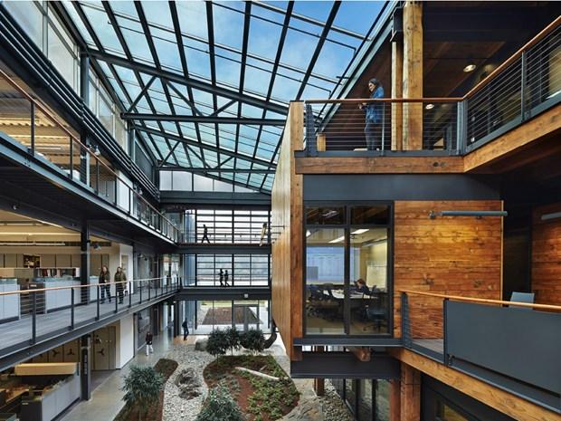 A Seattle uno dei 10 edifici più sostenibili del mondo